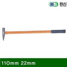 검사망치 110mm 22mm 540mm (1EA)_611302