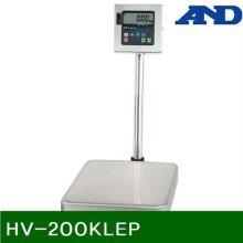 벤치형저울(방폭) HV-200KLEP 60 150 220㎏ (1EA)_37AB56