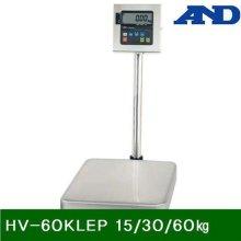 벤치형저울(방폭) HV-60KLEP 15 30 60㎏ 5 10 20g (1EA)_37AB55