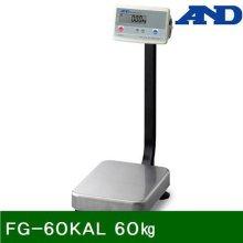 벤치형저울-고정밀 FG-60KAL 60㎏ 10g (1EA)_35D901