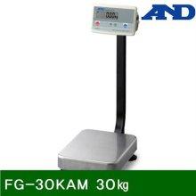벤치형저울-고정밀 FG-30KAM 30㎏ 5g (1EA)_35D8FE