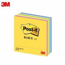3M  큐브노트 파스텔 CT-33 포스트잇