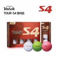 [볼빅] 19 TOUR-S4 에스포 골프공 골프볼 4피스