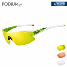 티포시 포디엄XC 화이트-그린(클라리온 옐로우+AC 레드+클리어(렌즈3개)) 1070106827 1070106827