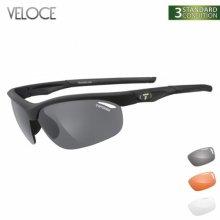 티포시 벨로체 매트 블랙(스모크+AC 레드+클리어(렌즈 3개)) 1040100101 1040100101
