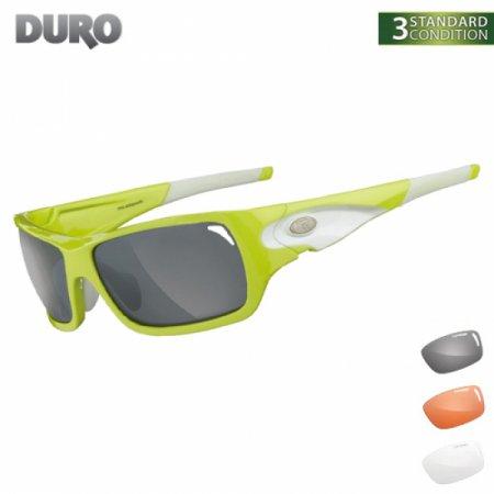 티포시 듀로 네온 그린(스모크+AC 레드+클리어(렌즈 3개)) 1030600160