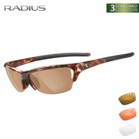 티포시 래디우스 토터스(스모크+AC 레드+클리어(렌즈 3개)) 1050101002