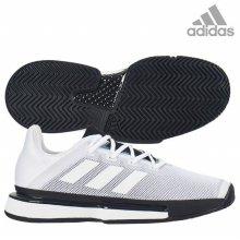 아디다스 솔매치 바운스 M  테니스화 G26602 G26602 흰색/260