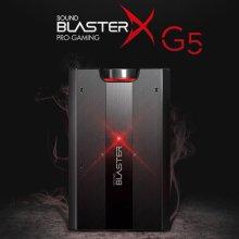 [무료배송쿠폰] [비밀쿠폰 5%] 사운드 블라스터X G5
