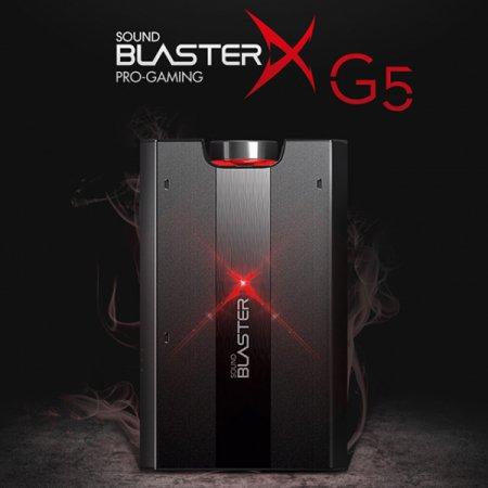 [엘페이페스티벌] [비밀쿠폰10%] 사운드 블라스터X G5