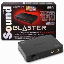 [무료배송쿠폰] [비밀쿠폰 5%] 사운드 블라스터 X-Fi HD