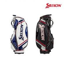 스릭슨 SRIXON 스포티 캐디백 골프가방 GGC-S145 화이트네이비