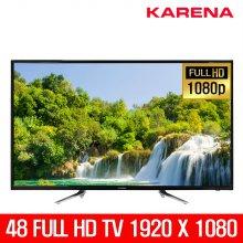 122cm FHD TV / KN48TFINZ [택배배송(자가설치)]