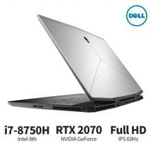 에일리언웨어 M17/i7-8750H/RTX2070/FHD/16GB/256GB/1TB/W10H