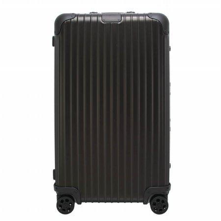 [L.POINT 1만점] [국내배송] 리모와 오리지널 트렁크 75모델 29 블랙 캐리어 (구 토파즈) 92575014