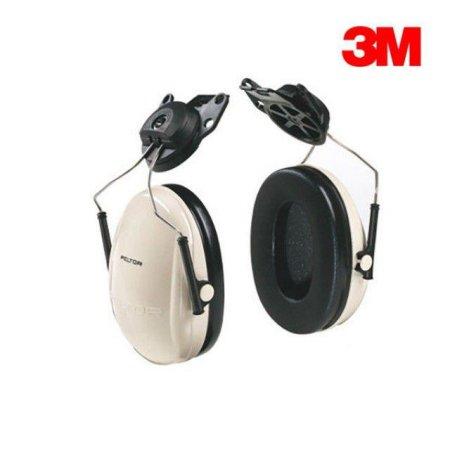 3M귀덮개 귀마개 헬멧부착형 청력보호구 H6P3E V_354532