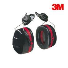 3M귀덮개 귀마개 헬멧부착형 청력보호구 H10P3E_356891