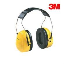 3M귀덮개 귀마개 헤드폰형 청력보호구 H9A_356879