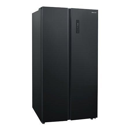 클라윈드 냉장고 570L(블랙메탈)