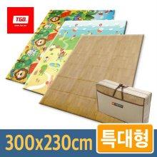 티지오 캠핑매트 (특대형_컬러) 300x230cm