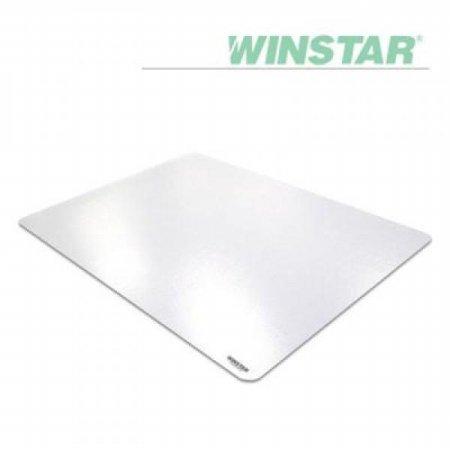 윈스타 고투명 600X450  데스크 고무 매트 (대)
