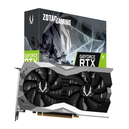 GAMING 지포스 RTX 2060 D6 6GB 백플레이트 그래픽카드