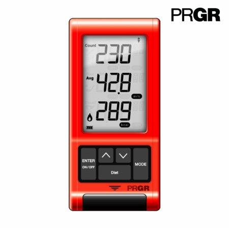 PRGR 정품 RED EYES 레드 아이 속도 거리측정기