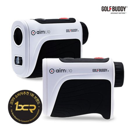 골프버디 aim L10 레이저 골프거리측정기