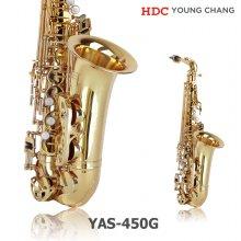 영창 색소폰 YAS-450G 알토색소폰 saxophone