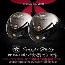 켄이치 스튜디오 IKEDA SPECIAL BLACK(이케다 스페셜 블랙) 드라이버 [남성용] [투톤샤프트]