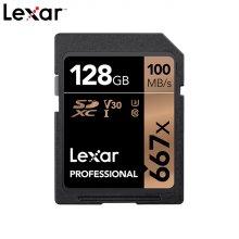 [렉사] Lexar SDXC 667x 128GB