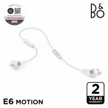 [에누리&네이버 5%쿠폰][정품] 베오플레이 E6 MOTION White 한정판 블루투스 이어폰