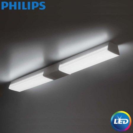 필립스 LED 31168 일자등,거실등,방등,white 1x27W 편리한 설치