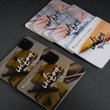 내손에 캘리그라피 패드 카드 페이퍼 25매