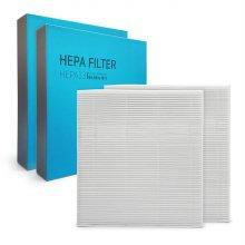 [견적가능] 자동차 공기청정 헤파필터 에어컨필터 FF100 헤파 PM 0.3 타입3