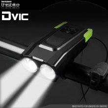 [디바이크] 디빅 스마트 광센서 T6 2구 전자벨 라이트(800루멘)