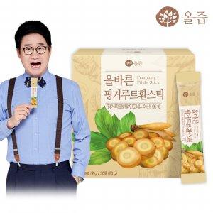 올바른 핑거루트환스틱 1박스(1개월분)
