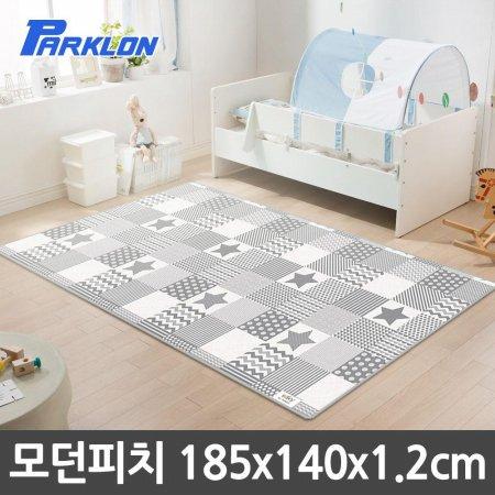 파크론 모던피치 실키 놀이방매트 185x140x1.2cm_2AD010