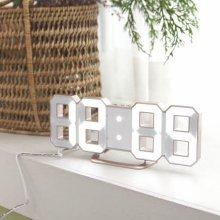 오리엔트 3D 골드 디지털 시계 북유럽소품