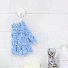 일본생산 각질제거 저자극 샤워 클렌징 목욕장갑 2EA