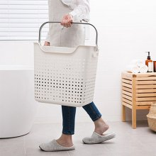북유럽 감성 디자인 인테리어 세탁물 빨래바구니