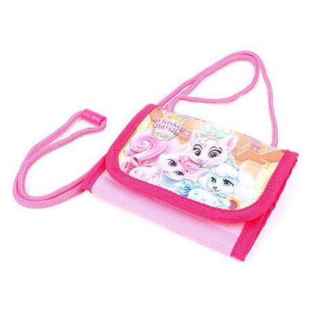 페리스펫 목걸이 3단 지갑 어린이 아동 반지갑 가방_361F70