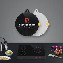 양면사용 논슬립 실리콘 IH 인덕션 긁힘방지 보호매트