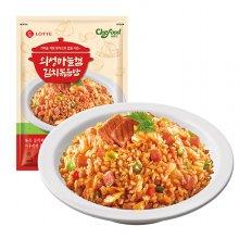 쉐푸드 의성마늘햄 김치 볶음밥 450g x4개