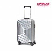 아메리칸투어리스터 New Crystal Plus 기내용 캐리어 55cm/20 Silver DW284001