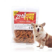 강아지간식 애견간식 간식어택 소고기맛 100g*5개
