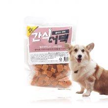 강아지간식 애견간식 간식어택 연어맛 100g*5개