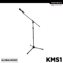 영창 커즈와일 마이크스탠드 KMS1 (KMS-1) 홀더2개장착가능