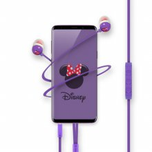 Disney 여성을위한 커널형 스마트폰 리모트 이어폰 M2