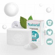 천연칼슘 스칼로우 순비누분 안심세탁 아기옷 비누
